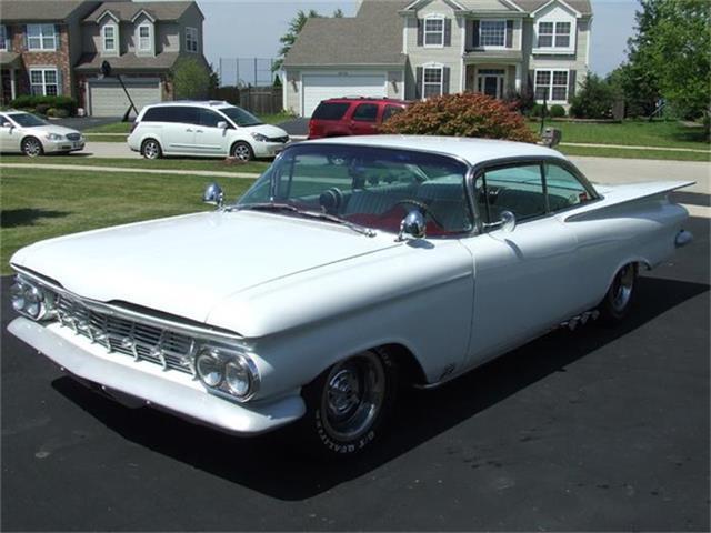 1959 Chevrolet Impala | 701723