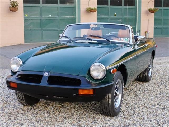 1979 MG MGB | 701843