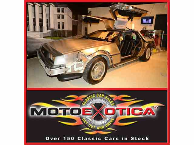 1981 DeLorean DMC-12 | 701979
