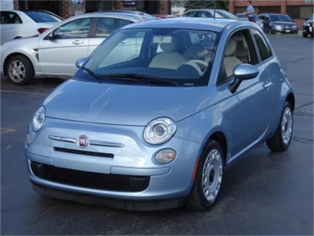 2013 Fiat 500L | 701988