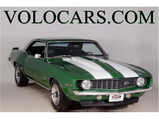 1969 Chevrolet Camaro Z28 | 702007