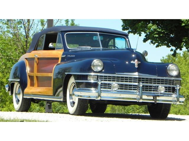 1948 Chrysler Town & Country | 702015