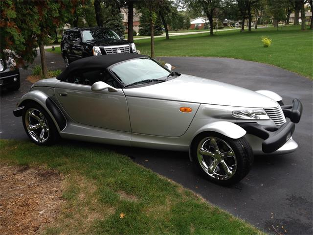 2000 Plymouth Prowler | 700207