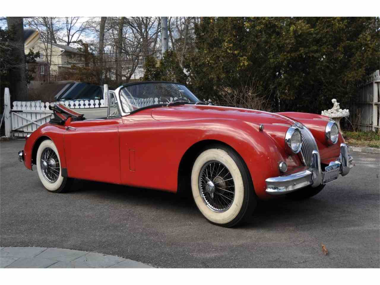 1960 Jaguar Xk150 For Sale Classiccars Com Cc 700022