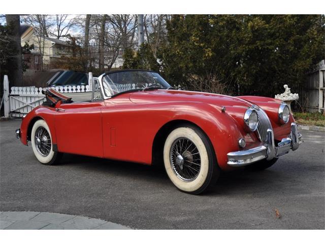 1960 Jaguar XK150 | 700022