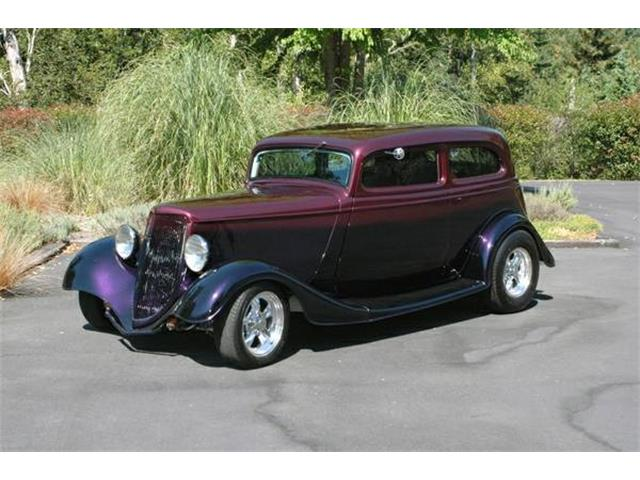 1934 Ford Victoria | 702265