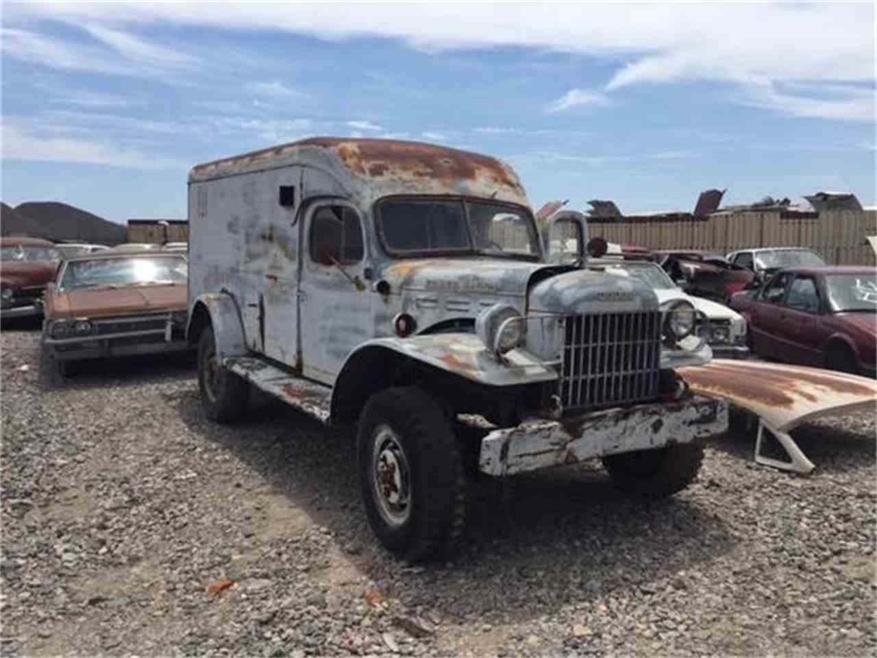 Large Picture of '52 Power Wagon - F1VF