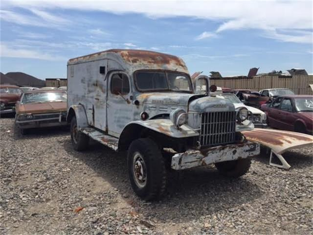 1952 Dodge Power Wagon | 702267