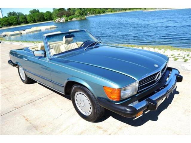 1980 Mercedes-Benz 450SL | 702277