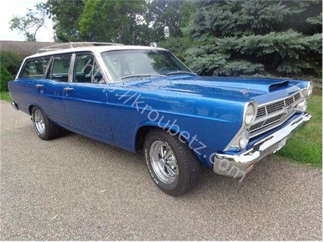 1967 Ford Fairlane | 702282