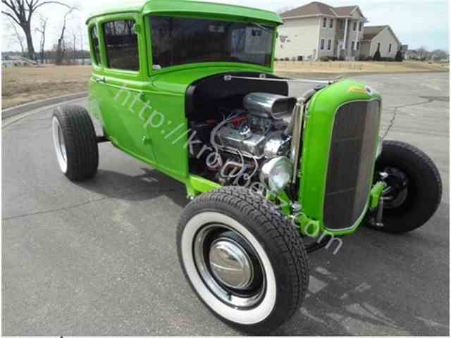 1931 Ford Model A | 702285