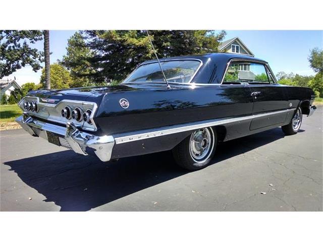 1963 Chevrolet Impala SS | 702296