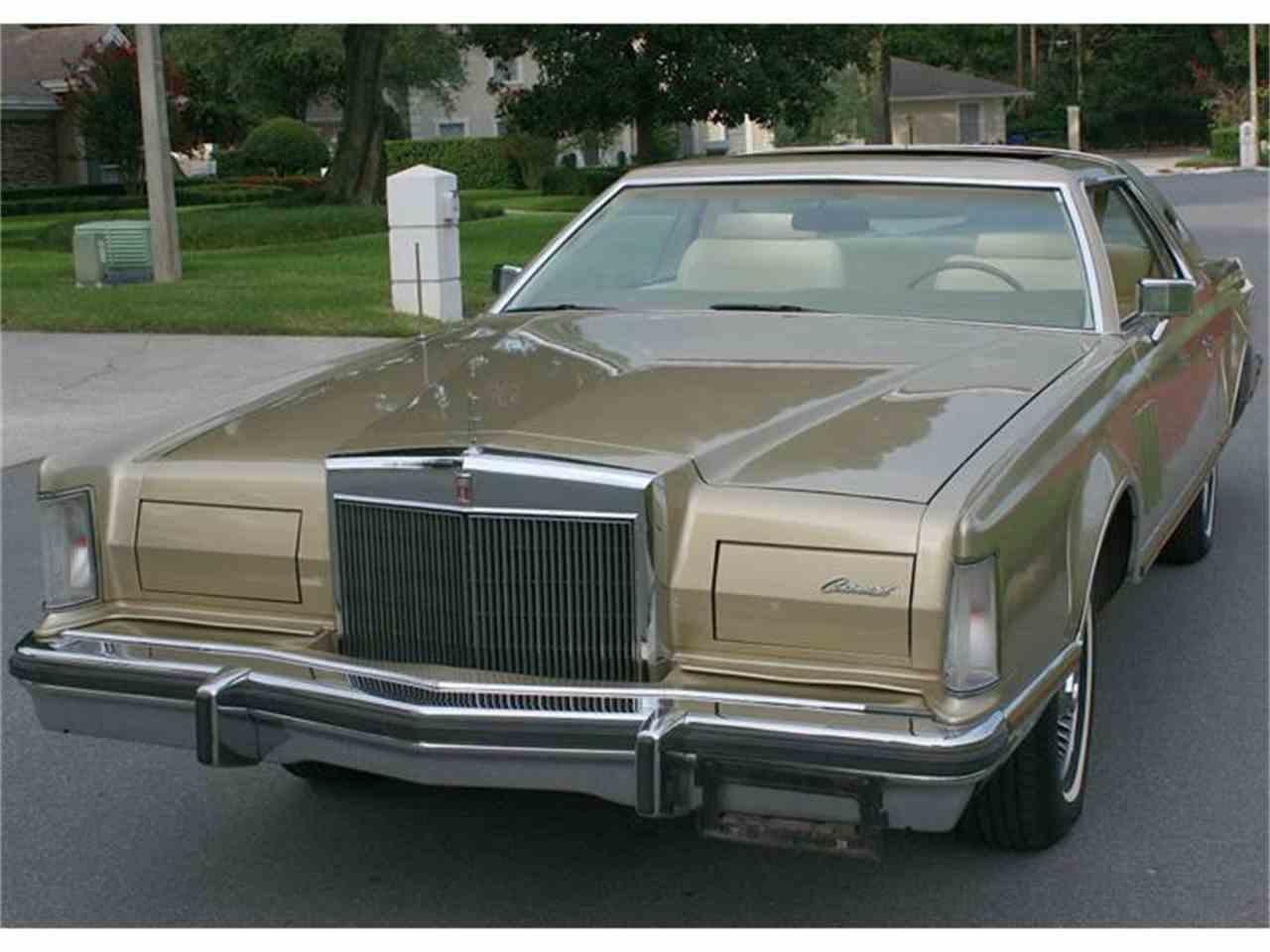 1979 Lincoln Mark V for Sale - CC-702297