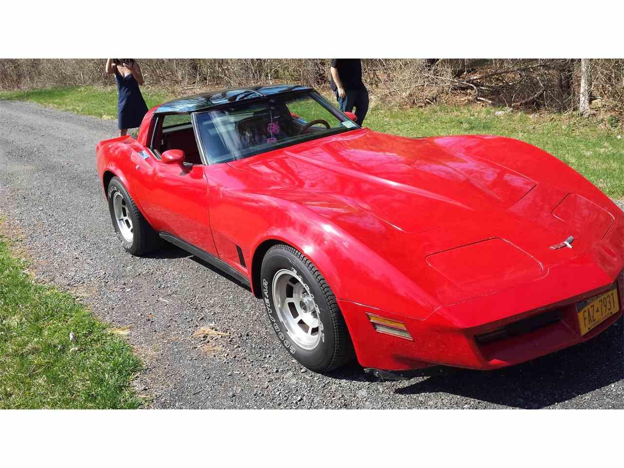 Large Picture of '81 Corvette - F1WF