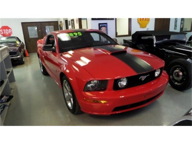 2007 Ford Mustang | 702314