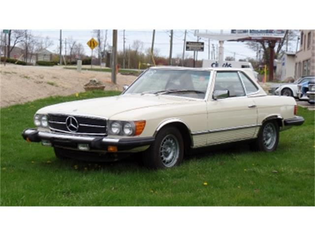 1978 Mercedes-Benz 450SL | 702339