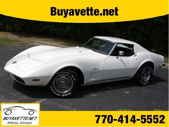 1973 Chevrolet Corvette | 702363