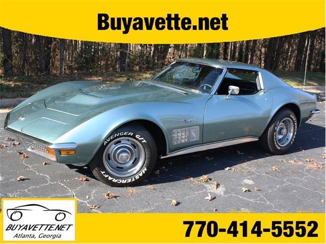 1972 Chevrolet Corvette | 702364