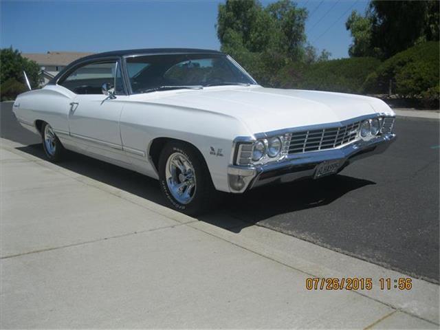 1967 Chevrolet Impala   702377