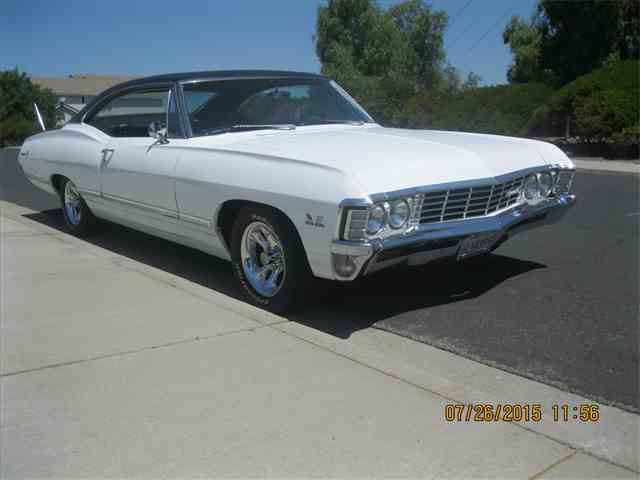 1967 chevrolet impala for sale on in united states 20 available. Black Bedroom Furniture Sets. Home Design Ideas