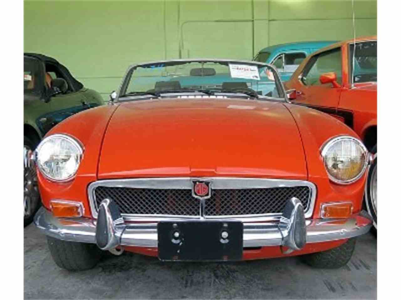 Large Picture of '74 MGB - F210