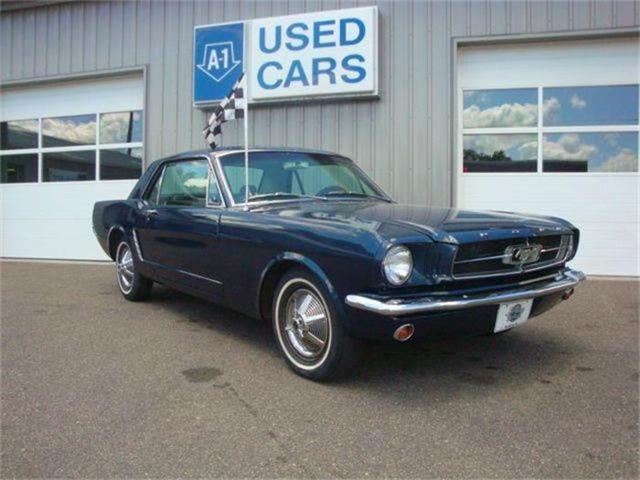1965 Ford Mustang | 702478