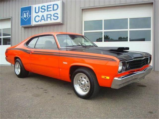 1973 Plymouth Duster | 702480