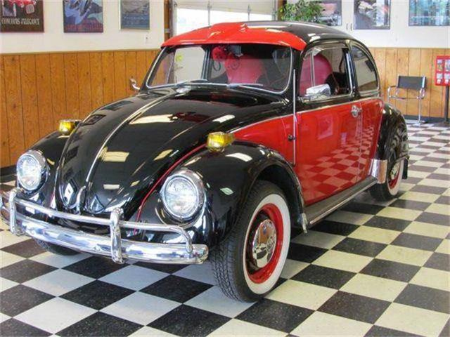 1971 Volkswagen Beetle | 702530