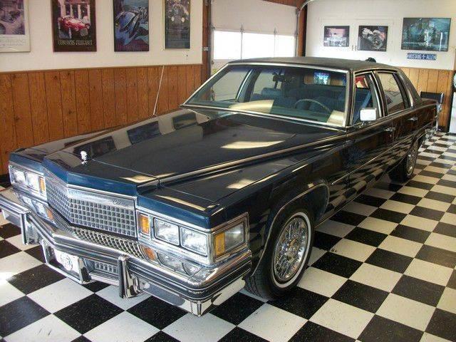 1979 Cadillac DeVille | 702551