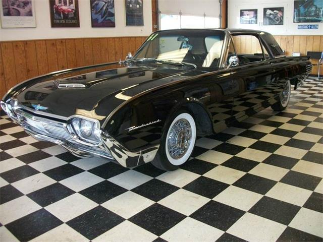 1961 Ford Thunderbird | 702571