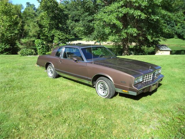 1984 Chevrolet Monte Carlo | 702577