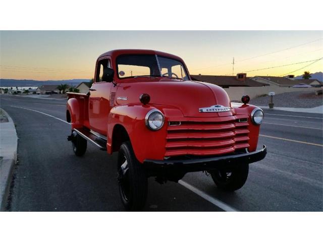 1952 Chevrolet Truck | 702611