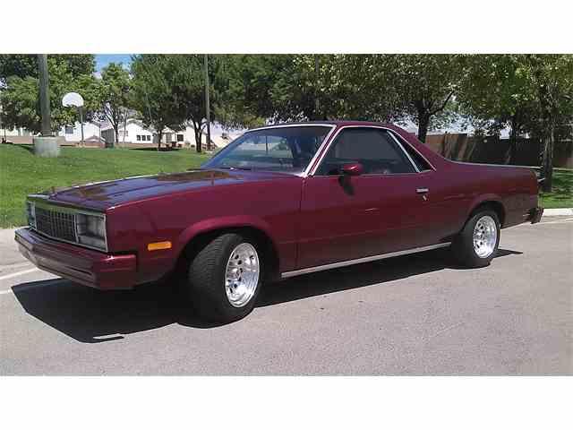 1984 Chevrolet El Camino | 702617