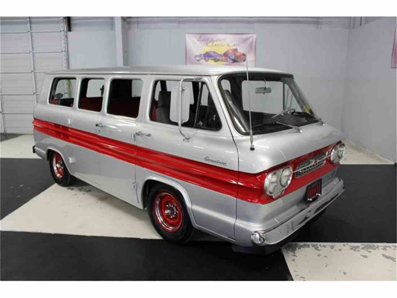 Large Picture of '61 Van - F258