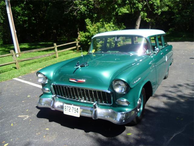 1955 Chevrolet Townsman | 702633