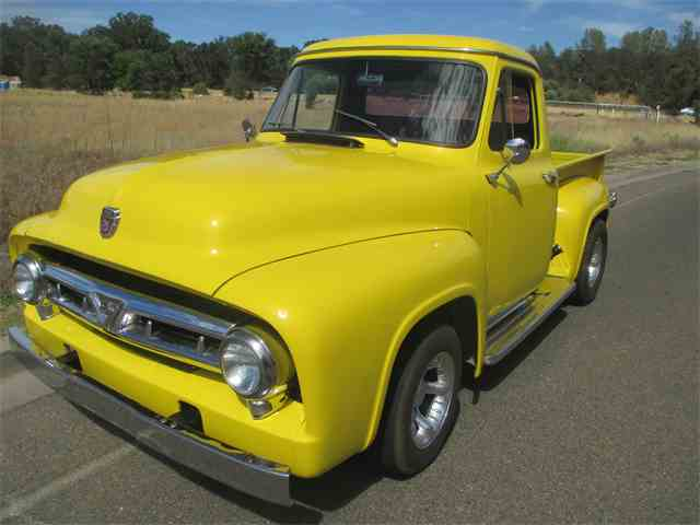 1954 Ford F100 | 702636