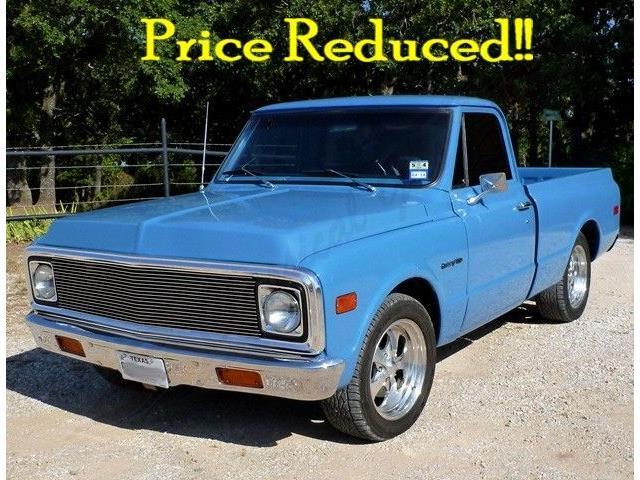 1972 Chevrolet C/K 10 | 702691