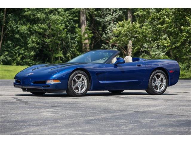 2004 Chevrolet Corvette | 702711