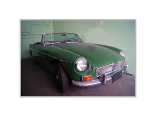 1966 MG MGB | 702792