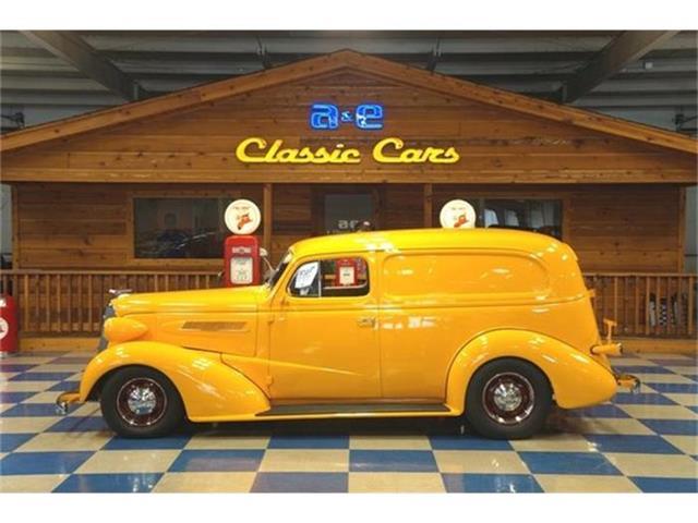 1937 Chevrolet Sedan Delivery | 702836