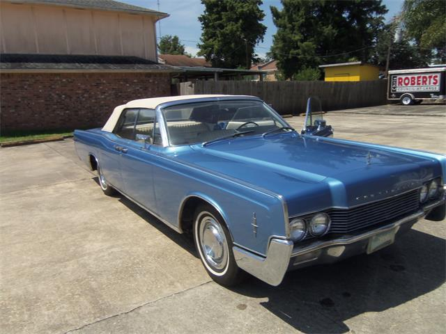 1966 Lincoln Continental | 702843
