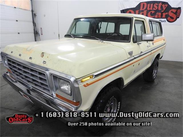 1978 Ford Bronco | 702896
