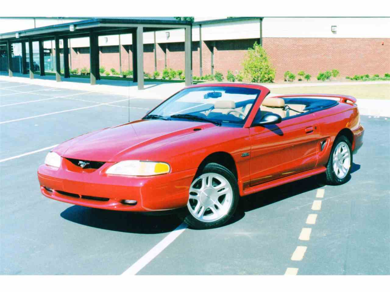 Large Picture of '98 Mustang GT - F2FF