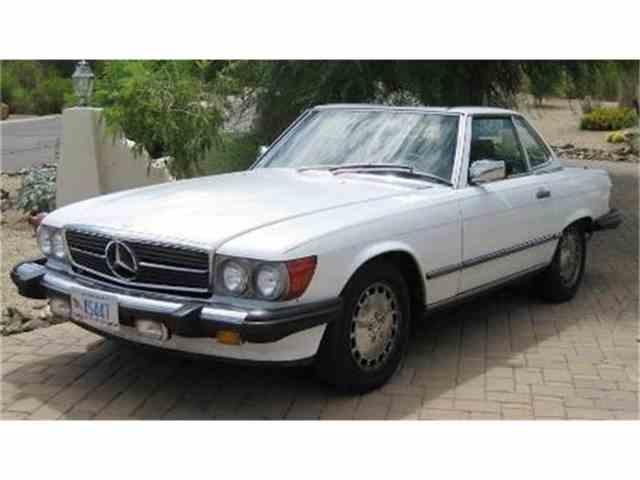 1989 Mercedes-Benz 560SL | 702995