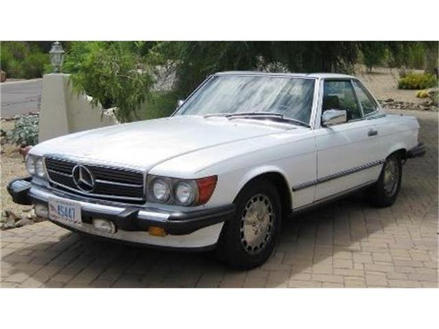 1989 Mercedes-Benz 560SL | 702995
