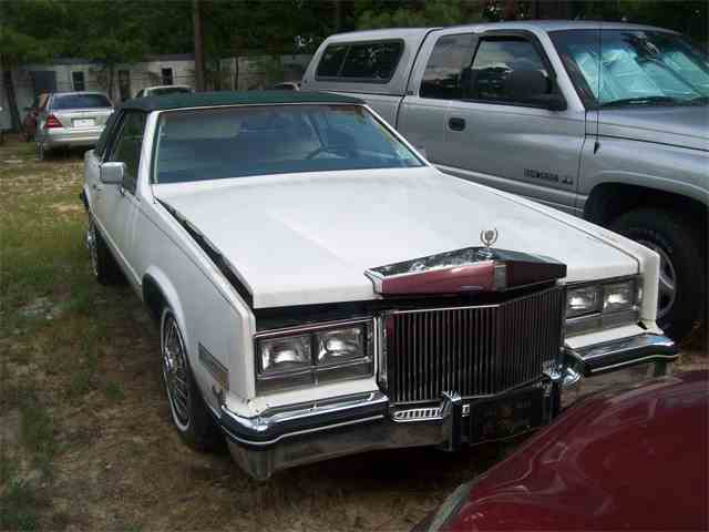 1987 Cadillac Eldorado | 703156