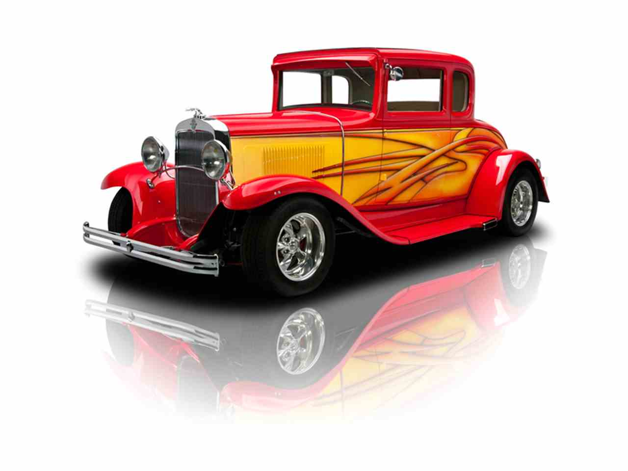 1931 chevrolet coupe for sale cc 703182 for 1931 chevy 5 window coupe
