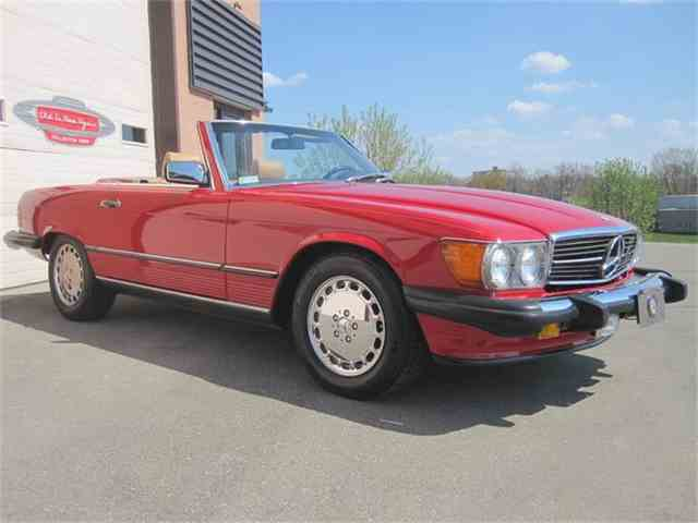1988 Mercedes-Benz 560SL | 703252