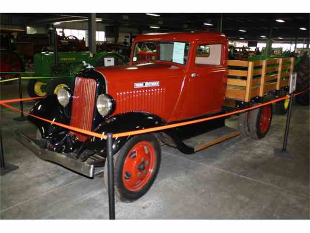 Picture of '33 1/2 Ton Pickup - F2NO