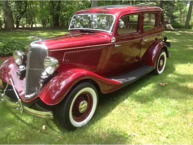 1934 Ford Model 40 | 703310